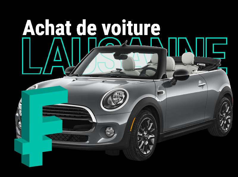 Achat voiture Lausanne